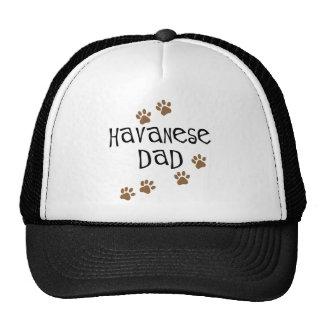 Havanese Dad Hats