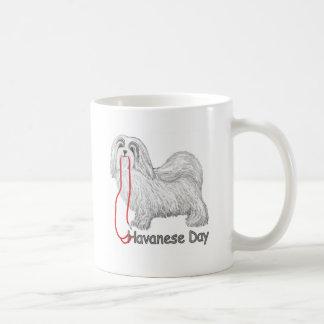 Havanese Day Coffee Mug