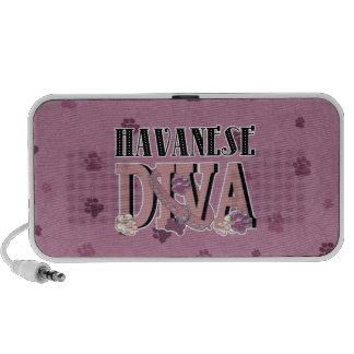 Havanese DIVA Notebook Speakers