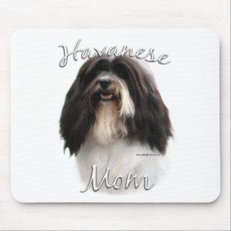 Havanese Mom 2 Mouse Mat