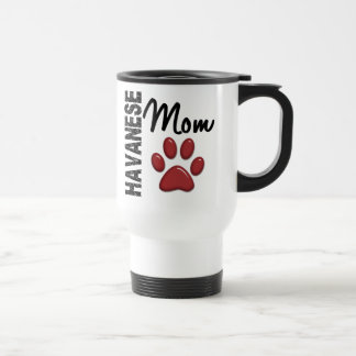 Havanese Mom 2 Travel Mug