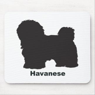 Havanese Mouse Mat