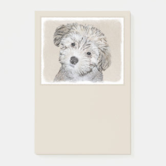 Havanese Puppy Post-it Notes