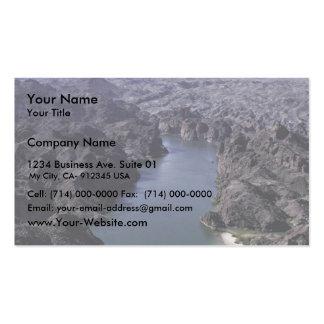 Havasu National Wildlife Refuge Business Card Templates