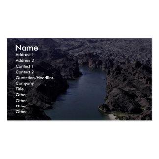 Havasu National Wildlife Refuge Business Cards