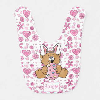 Have a Beary Easter Bib