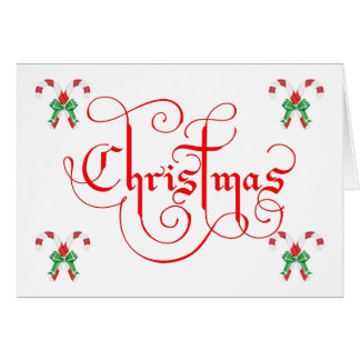 Have a Beautiful Christmas & Sweet New Year Card