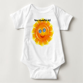Have a Beautiful Day! Baby Bodysuit
