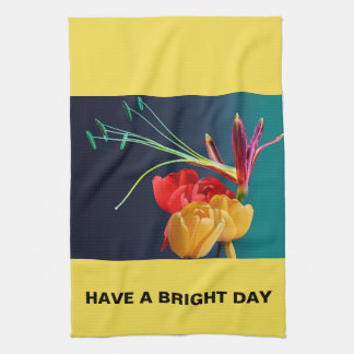 HAVE A BRIGHT DAY TOWEL