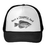 """HAVE A CRAPPIE DAY"" - CRAPPIE FISHING"