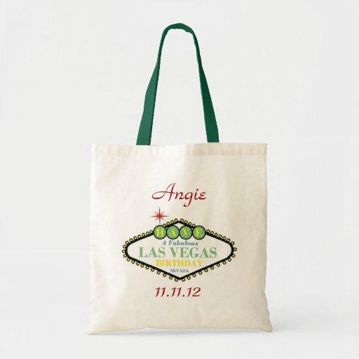 HAVE A Fabulous Las Vegas Birthday Bag