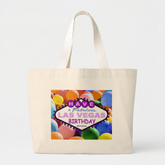 Have A Fabulous Las Vegas Birthday Balloons T Bag