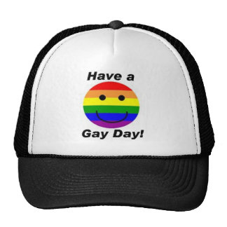 Have A Gay Day! Cap