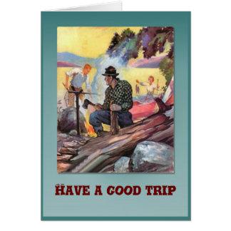 Have a good trip card