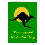 Have a great Australia Day Greeting Card