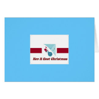 Have a Great Christmas Greeting Card