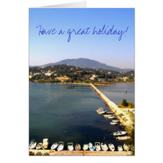 Have a great holiday! card