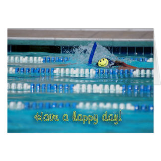 Have a Happy Day Greeting Card