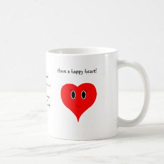 Have a Happy Heart Mug