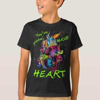 Have A Heart Grunge Tee