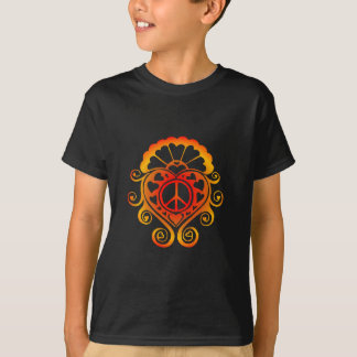have a heart /henna sunburst T-Shirt