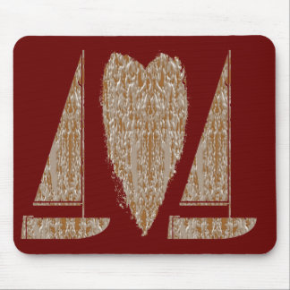 Have a Heart ?? Show it .. Mouse Pad