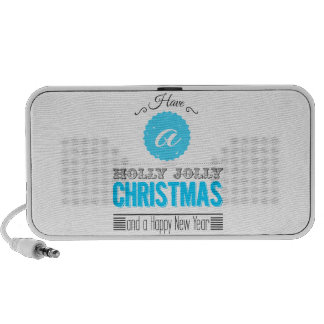 Have a Holly Jolly Christmas iPhone Altavoces