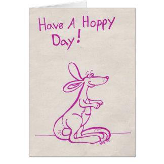 Have a Hoppy Day Card