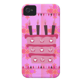 Have a Lovely Happy Birthday iPhone 4 Covers