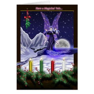 Have a Magickal Yule... Greeting Card