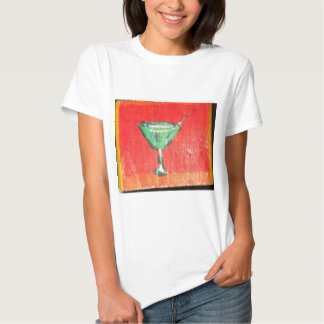 Have a Martini A Hole T Shirts