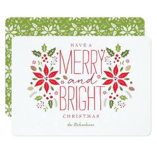 Have a Merry and Bright Christmas Card