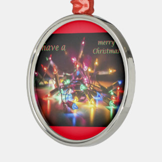 have a merry Christmas Christmas Ornament