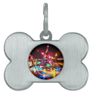 have a merry Christmas Pet ID Tag