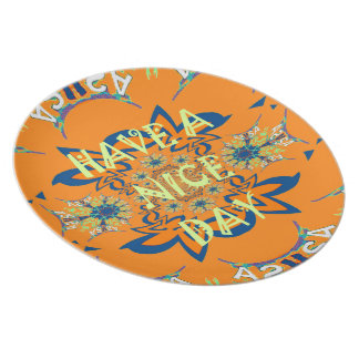 Have a Nice Day and a Better Night Party Plates