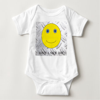 Have A nice day Baby Bodysuit