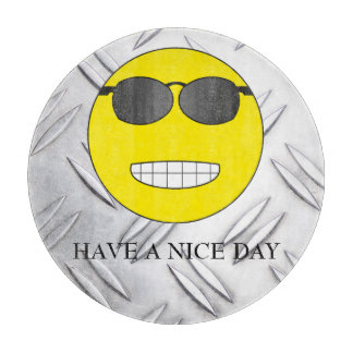 Have A nice day Cutting Boards