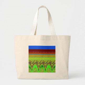 Have a Nice Day Don't Worry Be Happy Jumbo Tote Bag