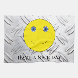 Have A nice day Hand Towels