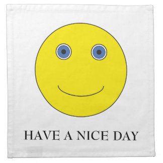 Have A nice day Napkin