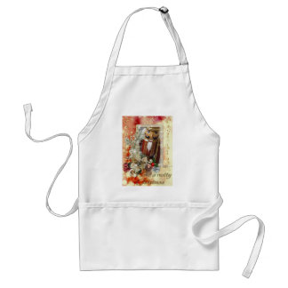 Have a nutty Christmas Apron
