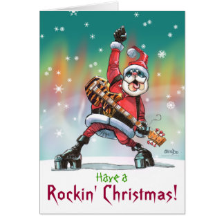 Have a, Rockin' Christmas Card