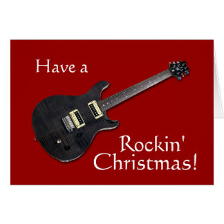 Have a Rockin' Christmas! Greeting Card