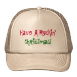 Have A Rockin', Christmas! Hat