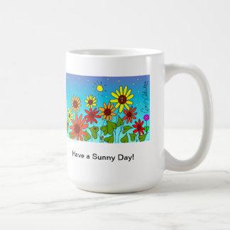 Have a Sunny Day coffee mug