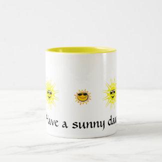 Have a sunny day-mug