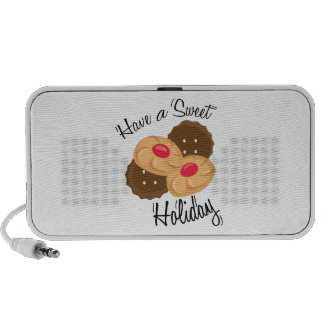 Have A Sweet Holiday Notebook Speaker