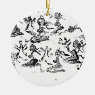 Have a Token of Dikes Court Christmas Ornament