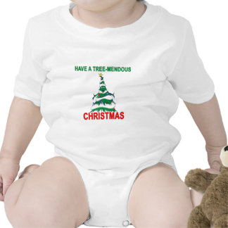 Have a Tree-Mendous Christmas T-shirt