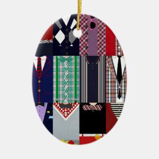 Have a Very Dapper Christmas Ornament
